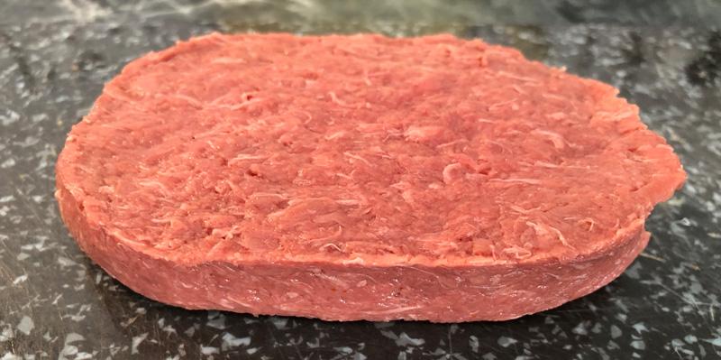 """Das Mühlen Steak im """"rohen"""" Zustand"""